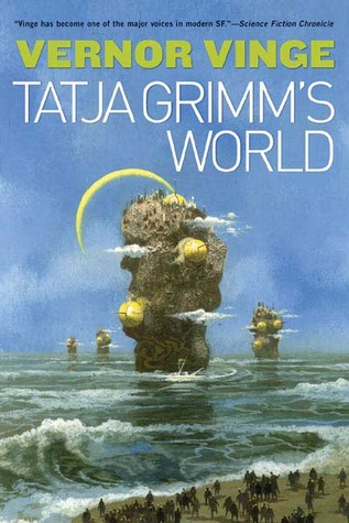 The Tatja Grimm's World by Vernor Vinge