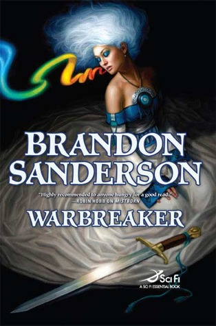 Warbreaker by Brandon Sanderson
