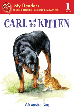 Carl and the Kitten (My Readers Level 1)