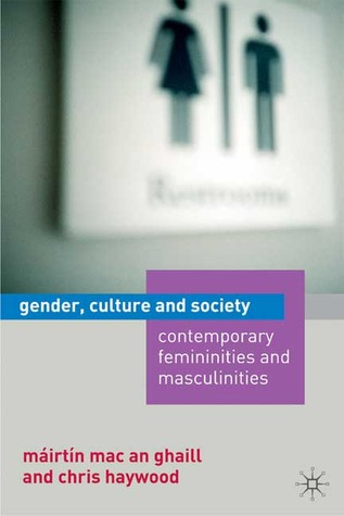 Gender, Culture and Society: Contemporary Femininities and Masculinities