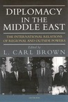 Diplomacy in the Middle East: The International Relations of Regional and Outsid
