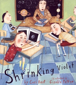 Shrinking Violet by Cari Best