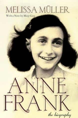 anne frank biography book report