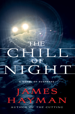 The Chill of Night (McCabe & Savage Thriller, #2)