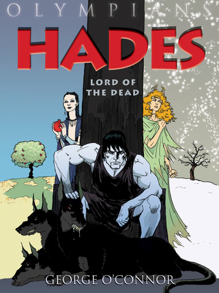Graphic Novel Review: Hades Lord of the Dead
