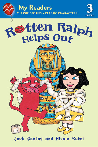 Rotten Ralph Helps Out (My Readers Level 3): My Readers Level 3