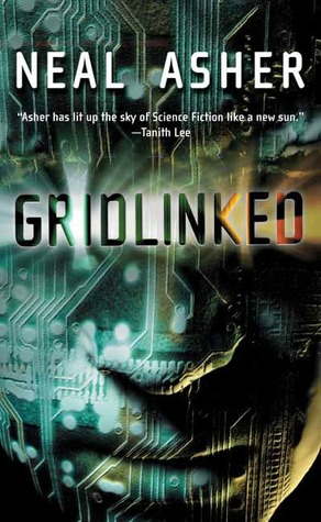 Gridlinked (Agent Cormac, #1)