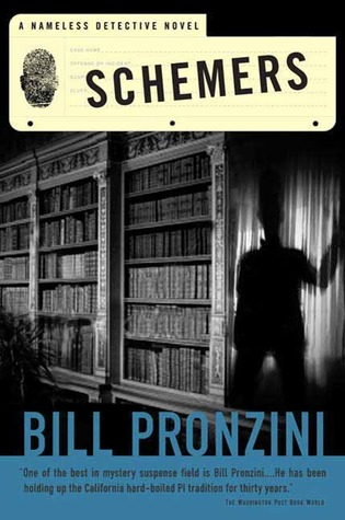 Schemers (Nameless Detective, #34)