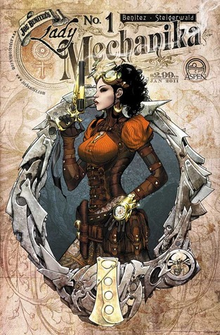 Lady Mechanika #1 by Joe Benitez