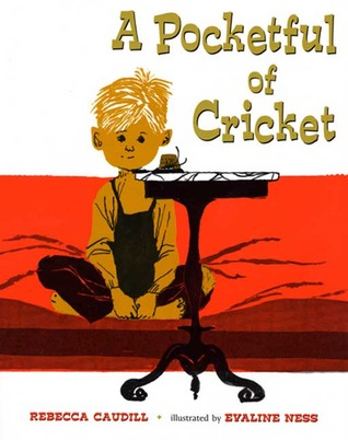 A Pocketful of Cricket by Rebecca Caudill
