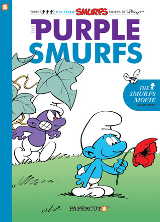 The Smurfs #1: The Purple Smurfs