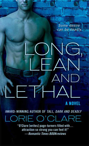 Long, Lean and Lethal (FBI #2)  by  Lorie OClare