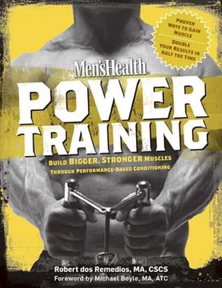 Men's Health Power Training by Robert dos Remedios