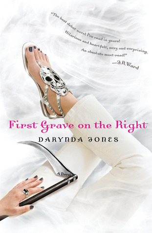 Review: First Grave on the Right by Darynda Jones (Charley Davidson #1)