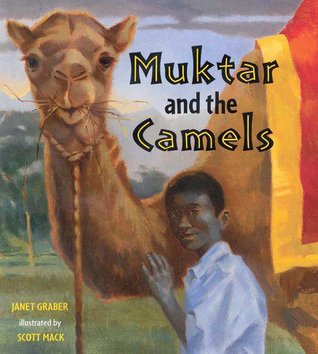 Muktar and the Camels by Janet Graber