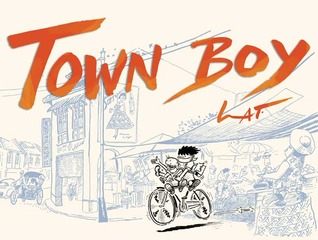 Town Boy by Mohammad Nor Khalid