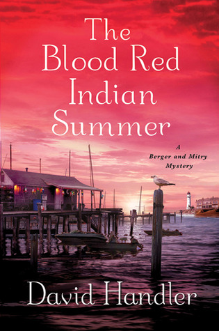 The Blood Red Indian Summer by David Handler