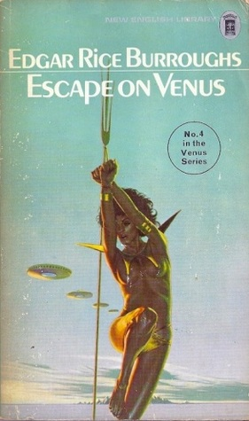 Escape on Venus by Edgar Rice Burroughs