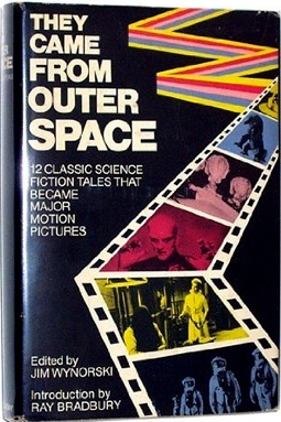 They came from outer space 12 classic science fiction for The thing that came from outer space