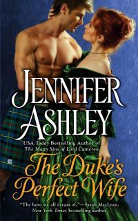 The Duke's Perfect Wife (Highland Pleasures, #4)