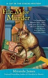 File M for Murder (Cat in the Stacks, #3)