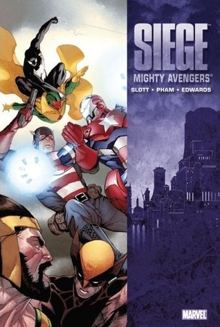 The Mighty Avengers, Vol. 7: Siege