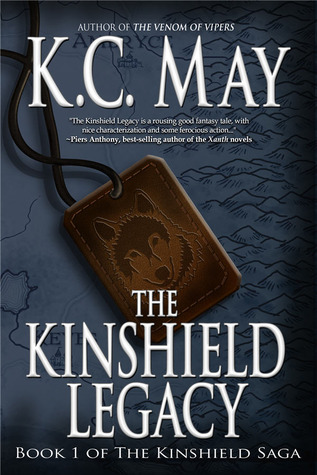 The Kinshield Legacy by K.C. May