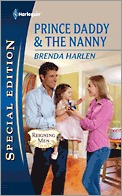 Prince Daddy & the Nanny by Brenda Harlen