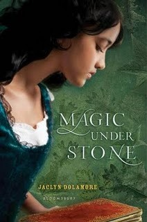 Book Review: Magic Under Stone