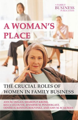 A Woman's Place: The Crucial Roles of Women in Family Business