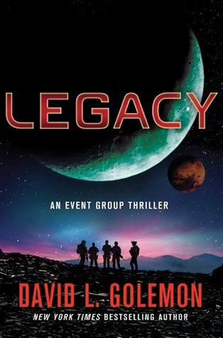 Legacy (Event Group Adventure, #6)