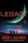 Legacy (Event Group Thriller #6)