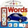 Let's learn our first words