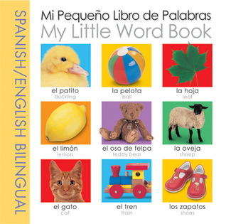 My Little Word Book Bilingual
