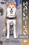 Hachiko Waits by Lesla Newman