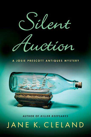 Silent Auction by Jane K. Cleland