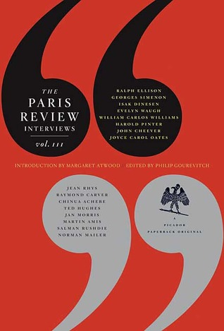 The Paris Review Interviews, III by The Paris Review