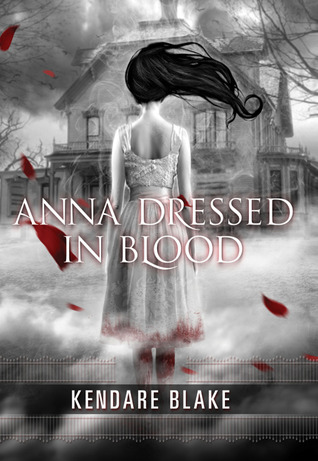 9378297 Smash reviews Anna Dressed in Blood by Kendare Blake