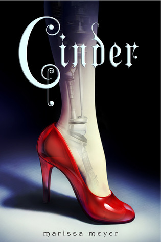 cinder - marissa meyer