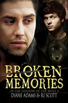 Broken Memories by Diane  Adams