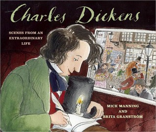 Charles Dickens by Mick Manning