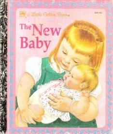 The New Baby Little Golden Book