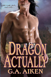 Dragon Actually (Dragon Kin #1)