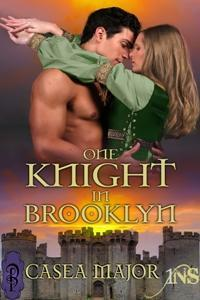 One Knight in Brooklyn by Casea Major