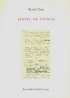 Leaves of Hypnos by René Char