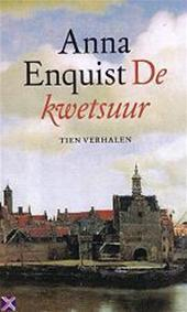 De kwetsuur by Anna Enquist
