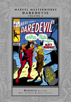 Marvel Masterworks: Daredevil, Vol. 6