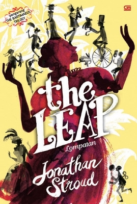 Lompatan - The Leap by Jonathan Stroud