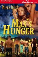 Max's Hunger by Kiera West