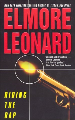 Riding the Rap by Elmore Leonard